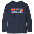 Patagonia Boy's Capilene® Cool Daily Long Sleeve Shirt alt image view 1