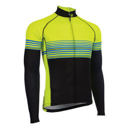 Canari Men's Cruise Long Sleeve Cycling Jersey