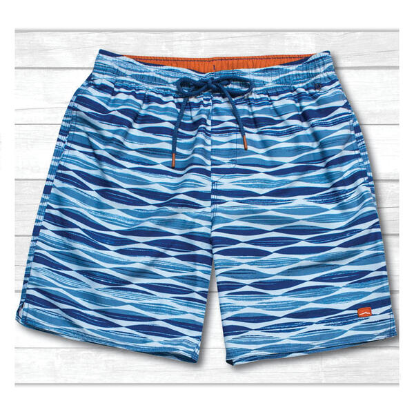 Alt=Cova Men's Schooner Volley Swim Short
