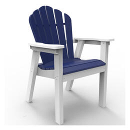 Seaside Casual Adirondack Classic 2 Tone Dining Chair