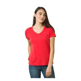 prAna Women's Foundation V Neck T Shirt