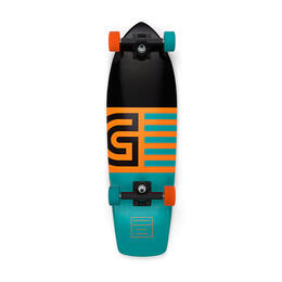 Goldcoast Jetty Orange Cruiser Board '15