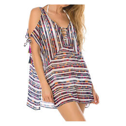 Becca Women's Artisan Tunic Cover Up