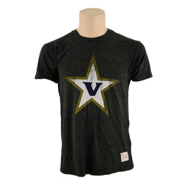 Original Retro Brand Men's Vandy V-neck Tee Shirt