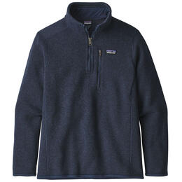 Patagonia Boy's Better Sweater® Quarter Zip Fleece