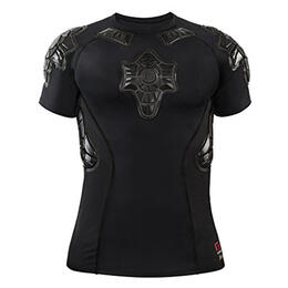 G-Form Men's Pro-X Bike Compression Short Sleeve Shirt