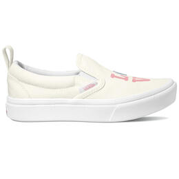 Vans Girl's ComfyCush Slip-On PT Shoes