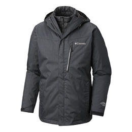 Columbia Men's Whirlibird Jacket - EXTENDED