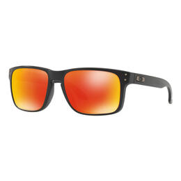 Oakley Holbrook Sunglasses with Prizm Ruby Lens