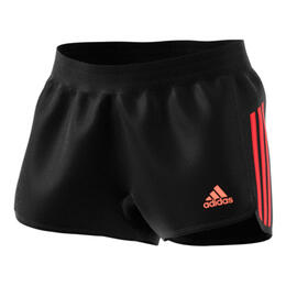 Adidas Women's D2M Running Shorts Real Coral