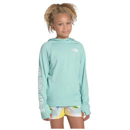 The North Face Girl's Class V Long Sleeve Water Hoodie