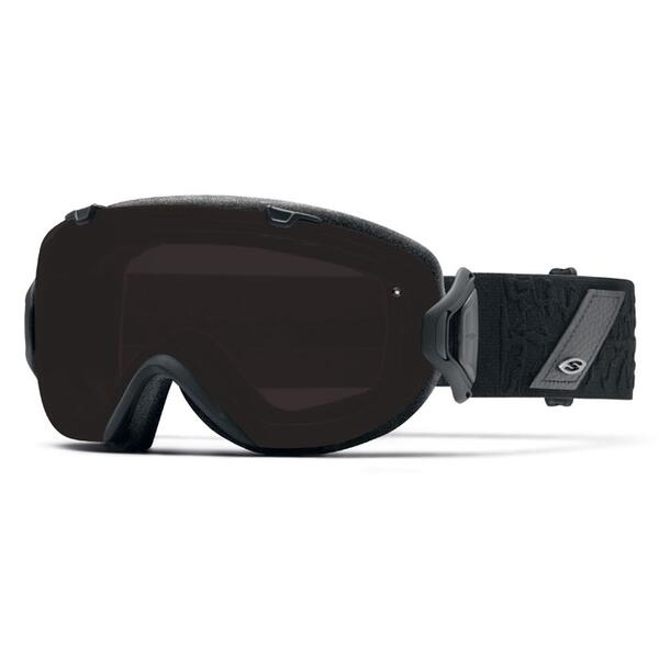 Smith I/OS Snow Goggles with Blackout Lens