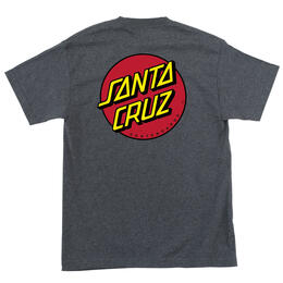 Santa Cruz Men's Classic Dot T Shirt