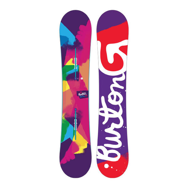 Burton Women's Genie All Mountain Snowboard