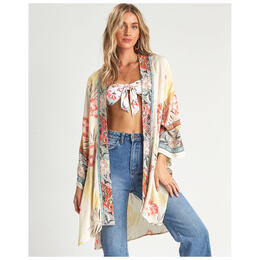 Billabong Women's Fire Nights Kimono