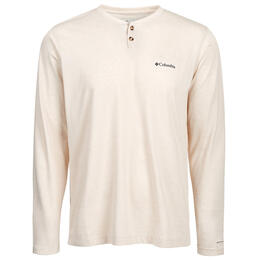 Columbia Men's Thistletown Park Henley T Shirt