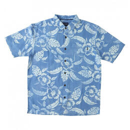 O'Neill Men's Pacifica Button Up Short Sleeve Shirt