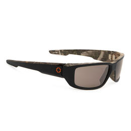 Spy Men's Dirty Mo Happy Polarized Sunglasses With Black Mirror