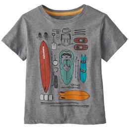 Patagonia Baby Graphic Organic Cotton T Shirt