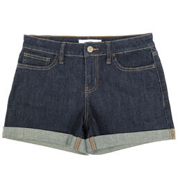Vans Women's Jr Boyfriend Cuff 3.5in Shorts