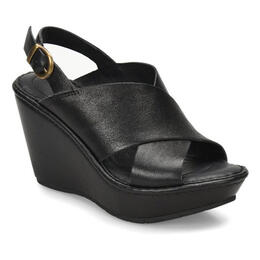 Børn Women's Emmy II Wedge Sandals