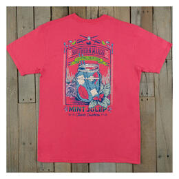 Southern Marsh Women's Mint Julep Short Sleeve Tee Shirt