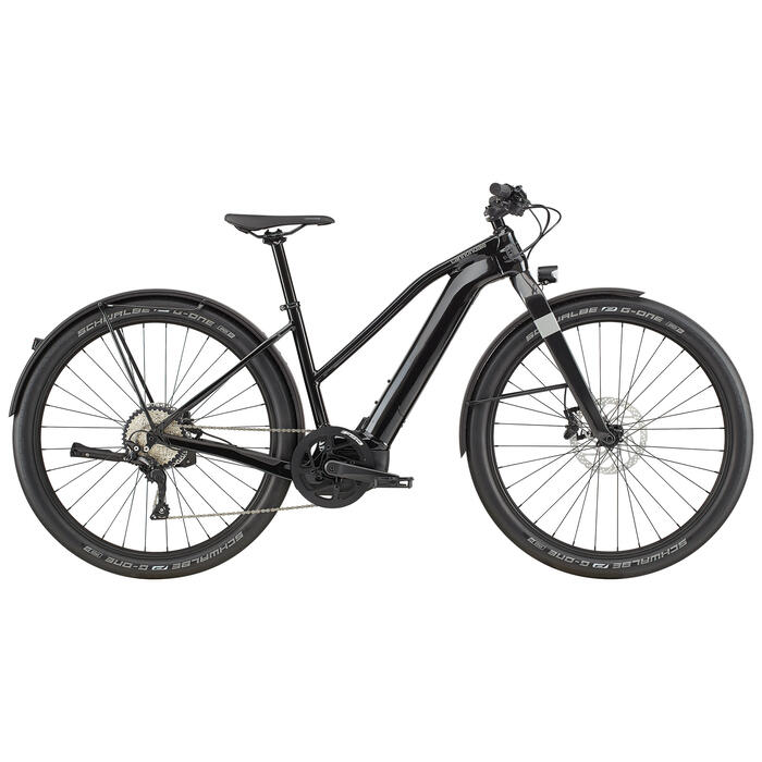Cannondale Canvas Neo 1 Remixte Electric Bi