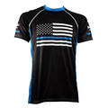 Canari Men's #backtheblue Sun & Ski Tech Tee