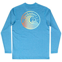 Quiksilver Boy's Heritage Long Sleeve T Shirt
