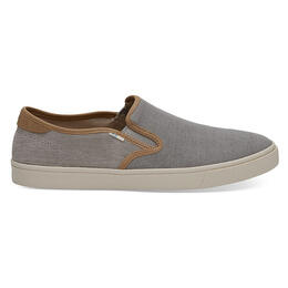 Toms Men's Baja Slip Ons Cement