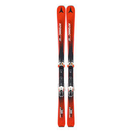 Atomic Men's Vantage X 83 CTI All Mountain Skis W/ Warden MNC 13 Bindings '17