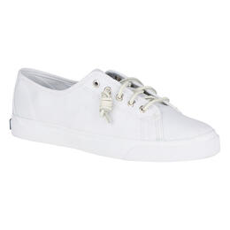 Sperry Women's Seacoast Casual Canvas Sneakers