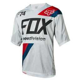 Fox Men's Demo Drafter Short Sleeve Cycling Jersey