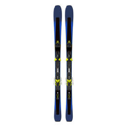 Salomon Men's XDR 80 TI Skis with XT12 Bindings '18