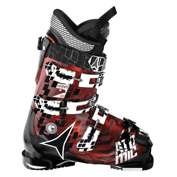 Atomic Men's Hawx 90 All Mountain Ski Boots '14