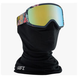 Anon Women's Deringer Snow Goggles With Gol