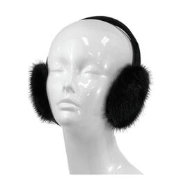 Mitchies Matchings Women's Mink Earmuffs