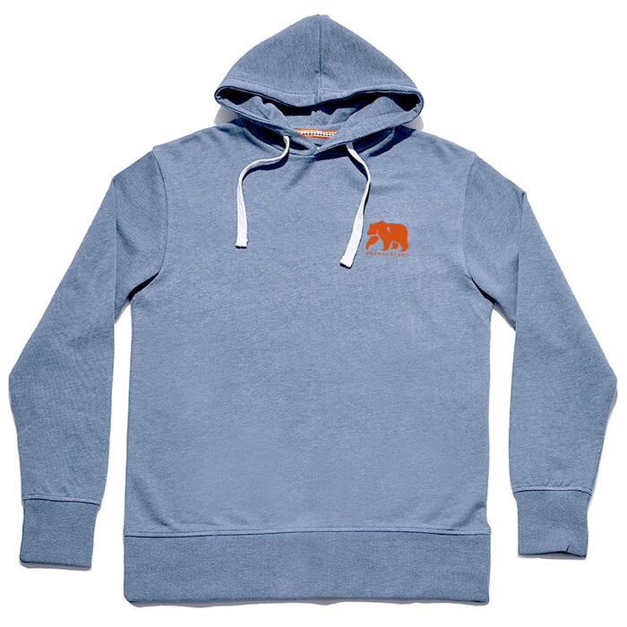 The Normal Brand Men's Two-Tone Bear Hoodie