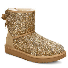 UGG Women's Mini Bow Cosmos Snow Boots