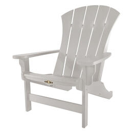 Pawleys Island Durawood Sunrise Adirondack Chair - Grey