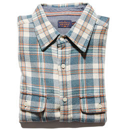 The Normal Brand Men's Mountain Long Sleeve Shirt