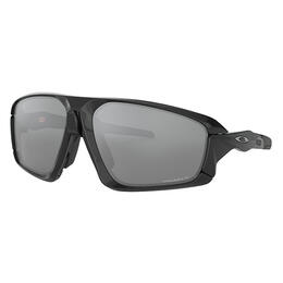 Oakley Men's Field Jacket Polarized Sunglasses Polished Black