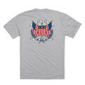 Rowdy Gentleman Men's Back 2 Back Crest Sho