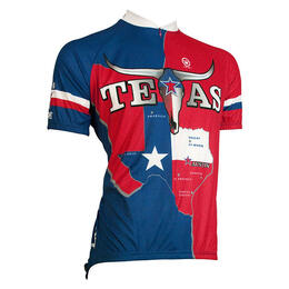 Canari Men's Texas Lonestar Cycling Jersey