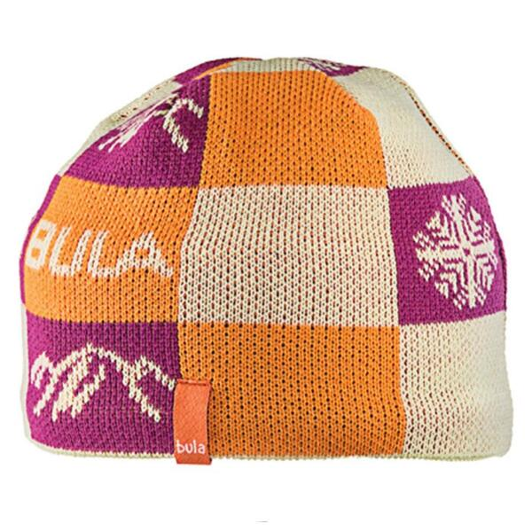Bula Youth Kids Check Beanie