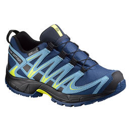 Salomon Boy's XA Pro 3D CSWP Running Shoes