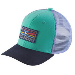 Patagonia Girl's Live Simply Sunset Trucker Hat