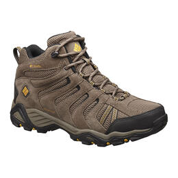 Columbia Men's North Plains II Waterproof Mid Hiking Boots