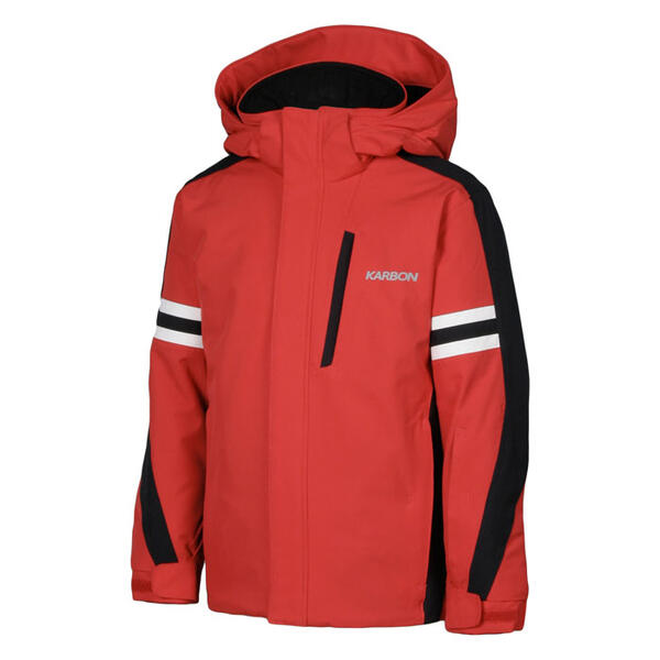 Karbon Boy's Maverick Insulated Ski Jacket
