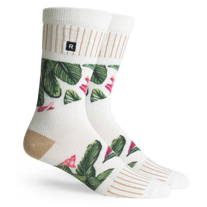 Richer Poorer Men's Malibu Crew Socks